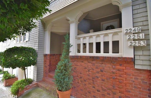 2251 Broderick Street - 2251 Broderick Street, San Francisco, CA 94115