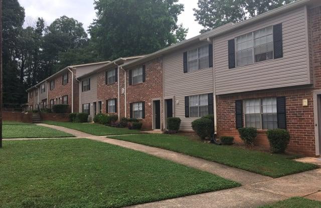 Kingstown Townhomes - 1609 Line Street, Decatur, GA 30032
