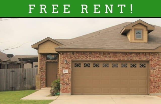 295 Rosalie - 295 Rosalie Drive, New Braunfels, TX 78130