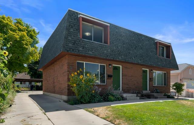 1162 E KENSINGTON AVE - 1162 Kensington Avenue, Salt Lake City, UT 84105