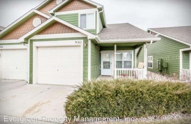 802 Waterglen Drive #N61 - 802 Waterglen Drive, Fort Collins, CO 80524