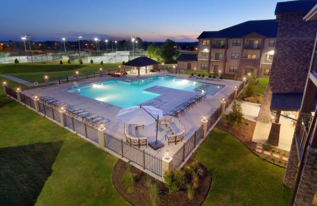 I Street Modern Apartments - 4000 SW Modern Way, Bentonville, AR 72712
