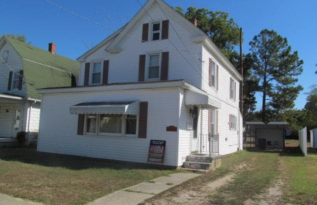 308 HOLT ST - 308 Holt Street, Federalsburg, MD 21632