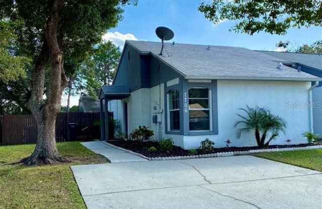 7706 CITRUS FIELD COURT - 7706 Citrus Field Court, Citrus Park, FL 33625