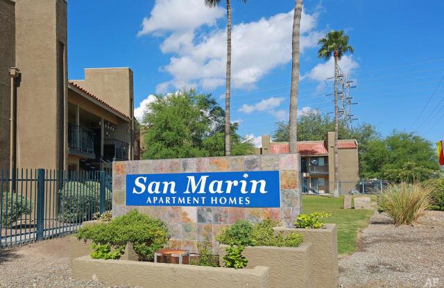 San Marin - 5650 S Park Ave, Tucson, AZ 85706