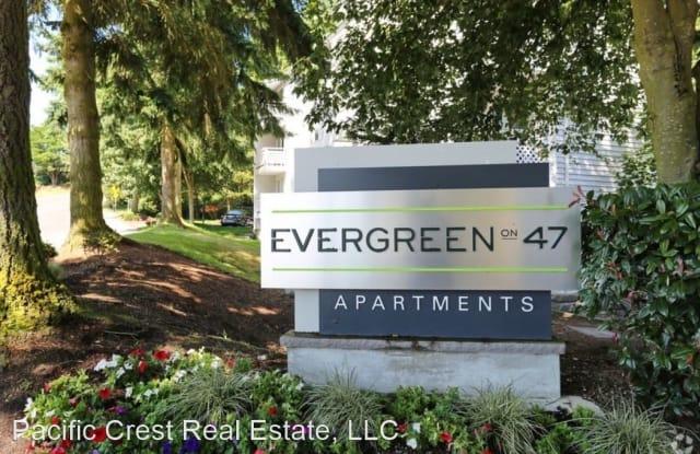 Evergreen on 47 - 1111 47th St SE, Everett, WA 98203