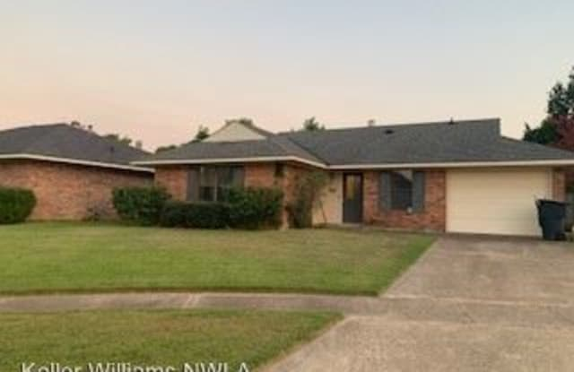 5206 Lauri Ln - 5206 Lauri Lane, Bossier City, LA 71112