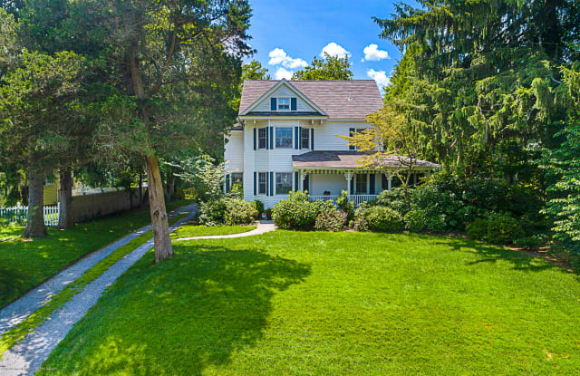 4 Wardell Avenue - 4 Wardell Avenue, Rumson, NJ 07760