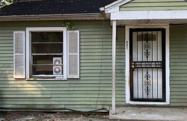 431 Fielding Ave - 431 Fielding Avenue, Jackson, MS 39212