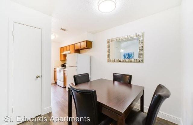 St. Edward's Apartments - 125 Woodward Street, Austin, TX 78704