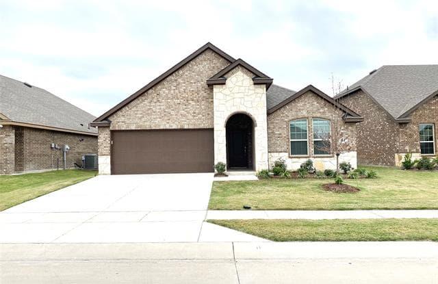 411 Burr Lane - 411 Burr Ln, Collin County, TX 75189