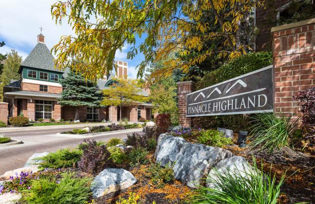 Pinnacle Highland Apartments - 7673 S Highland Dr, Cottonwood Heights, UT 84121