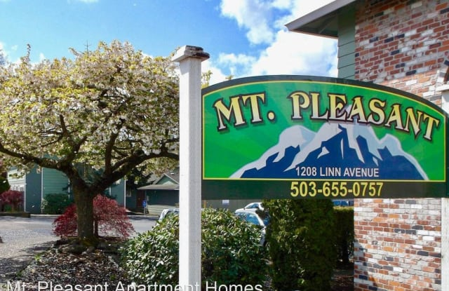 Mt. Pleasant Apartments - 1208 Linn Ave, Oregon City, OR 97045