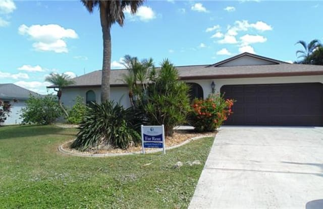 5353 Darby CT - 5353 Darby Court, Cape Coral, FL 33904