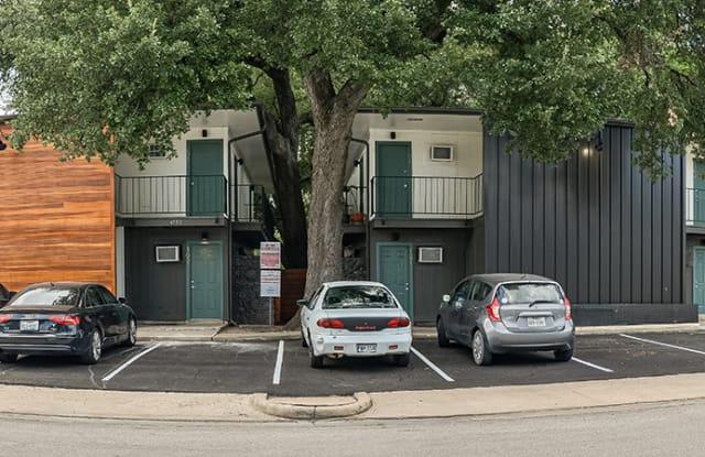 45 Flats - 4548 Avenue a, Austin, TX 78751