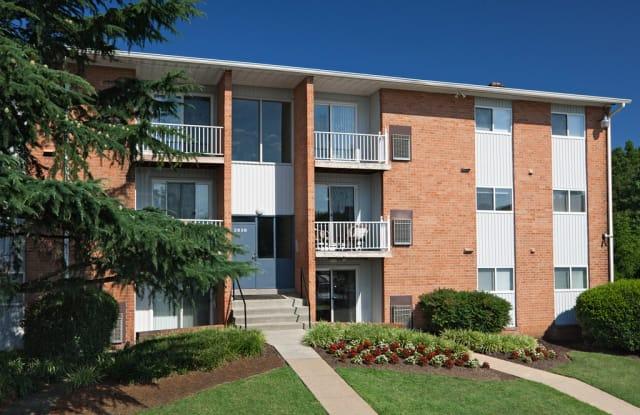 Rock Creek Apartments - 2830 Broad Rock Blvd, Richmond, VA 23224