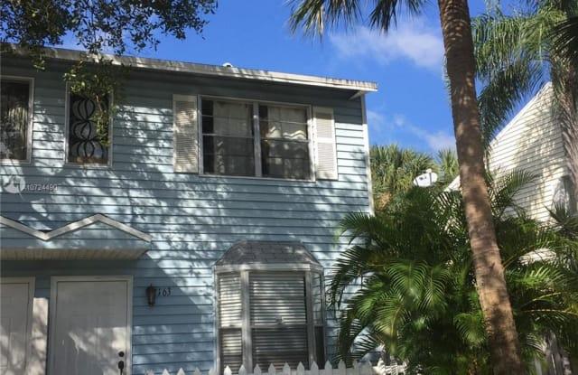 163 SW 3rd St - 163 Southwest 3rd Street, Pompano Beach, FL 33060