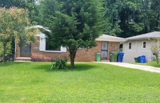 1701 Alvarado Ter SW - 1701 Alvarado Terrace Southwest, Atlanta, GA 30310