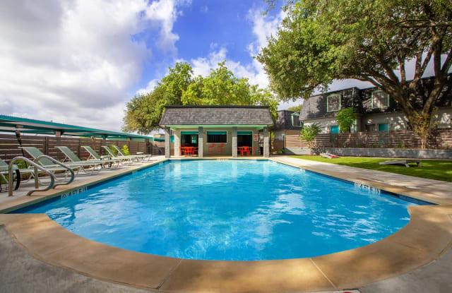 Jackson Square Apartment Homes - 2500 Jackson Keller Rd, San Antonio, TX 78230