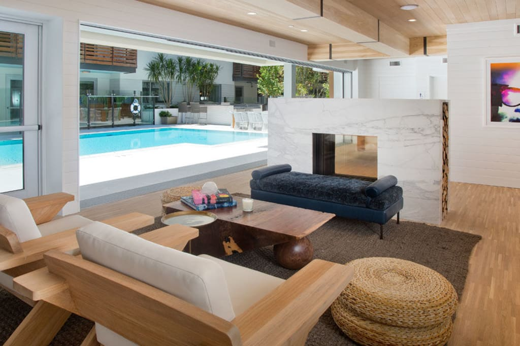3 Bedroom Luxury Apartments Santa Monica