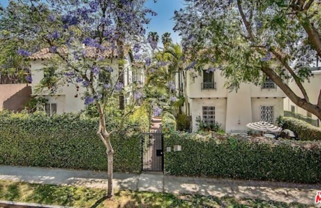 1440 N HAYWORTH AVE - 1440 North Hayworth Avenue, West Hollywood, CA 90046