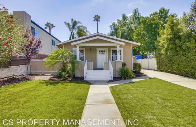 4576 Nebo Drive - 4576 Nebo Drive, La Mesa, CA 91941