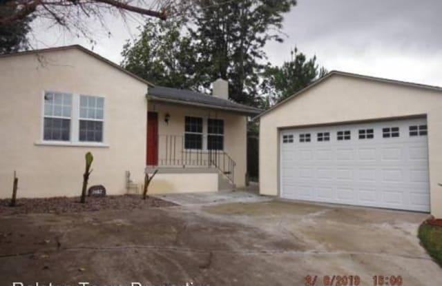 2462 Glebe Road - 2462 Glebe Road, Lemon Grove, CA 91945
