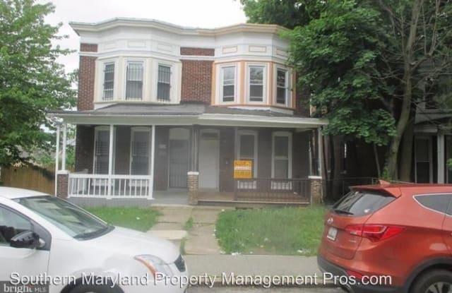 529 Tunbridge Road - 529 Tunbridge Road, Baltimore, MD 21212
