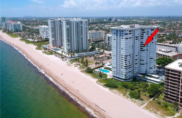 1340 S Ocean Boulevard - 1340 South Ocean Boulevard, Pompano Beach, FL 33062
