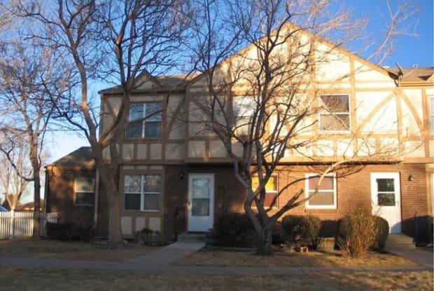 670 Winona Ct. Unit #21 - 670 Winona Ct, Denver, CO 80204