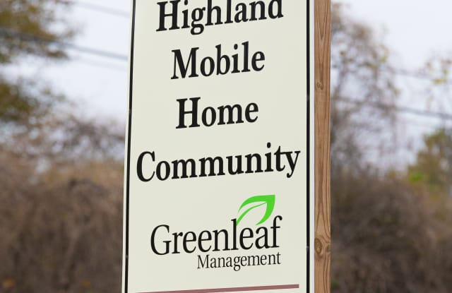Highland Mobile Home Park - 2335 Athens Highway, Gainesville, GA 30507
