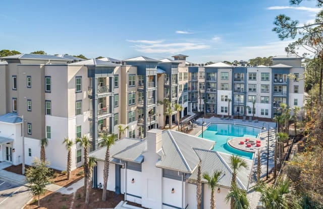 Lofts at Seacrest Beach - 65 Red Bud Lane, Laguna Beach, FL 32461