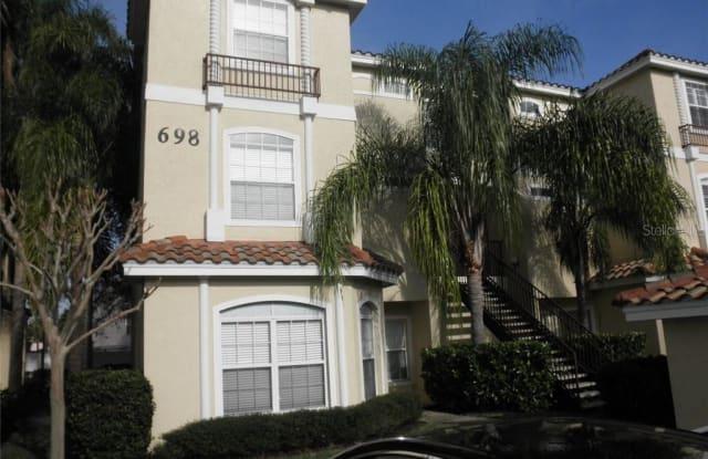 698 SEABROOK COURT - 698 Seabrook Court, Altamonte Springs, FL 32714