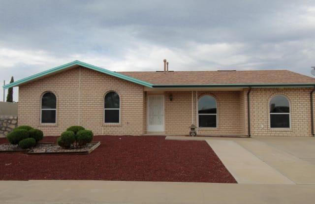 305 RONQUILLO Lane - 305 Ronquillo Lane, El Paso, TX 79907