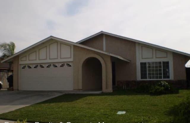 16109 Tullock St. - 16109 Tullock Street, Fontana, CA 92335