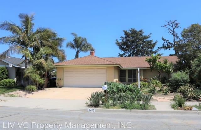 1415 Begonia Drive - 1415 Begonia Place, Carpinteria, CA 93013