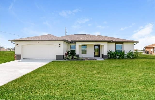 410 NW 24th TER - 410 Northwest 24th Terrace, Cape Coral, FL 33993