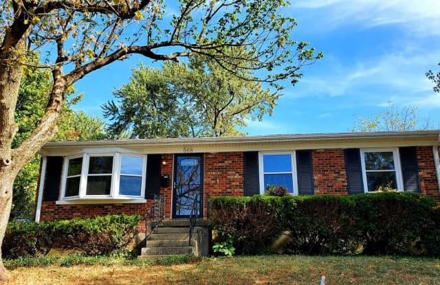 568 Folkstone Drive - 568 Folkstone Drive, Lexington, KY 40517