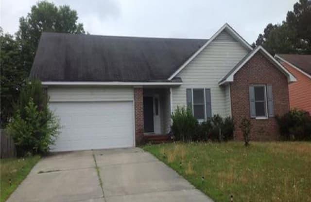 1320 OAK KNOLLS Drive - 1320 Oak Knolls Drive, Fayetteville, NC 28314