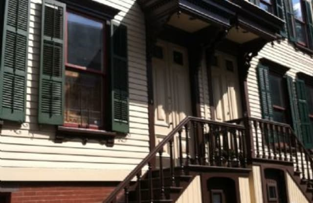 17 Sylvan Terrace - 17 Sylvan Terrace, New York, NY 10032