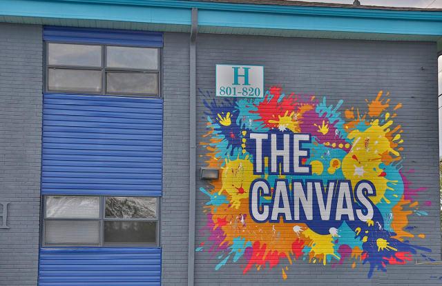 The Canvas - 1120 Litton Ave, Nashville, TN 37216