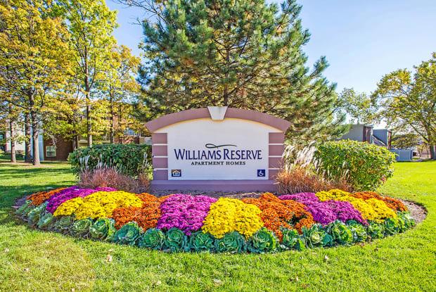 Williams Reserve - 1245 E Prairie Brook Dr, Palatine, IL 60074