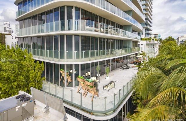 1 Collins Ave - 1 Collins Avenue, Miami Beach, FL 33139