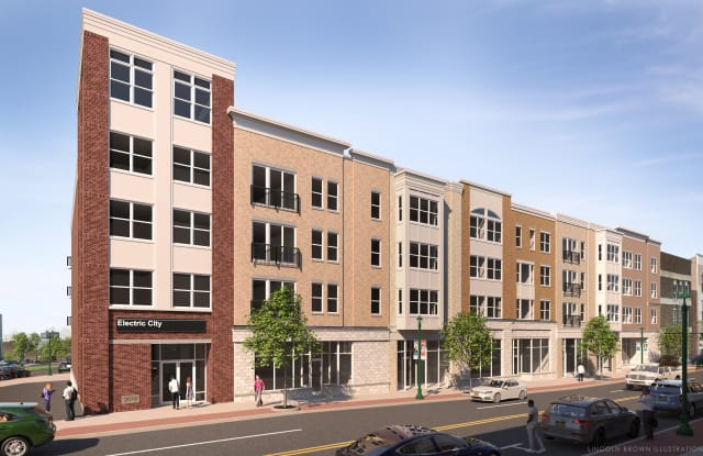 Electric City Apartments - 236 State Street, Schenectady, NY 12305