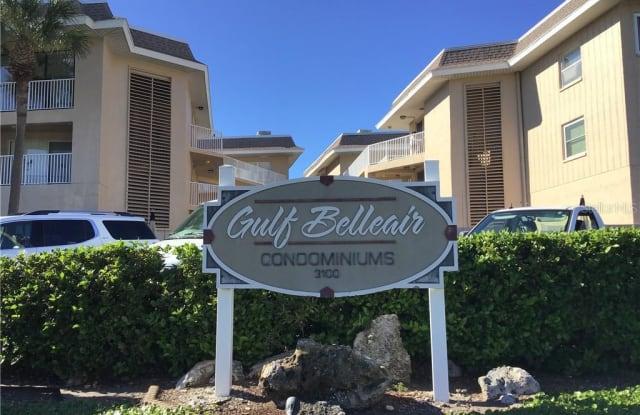 3100 GULF BOULEVARD - 3100 Gulf Boulevard, Belleair Beach, FL 33786