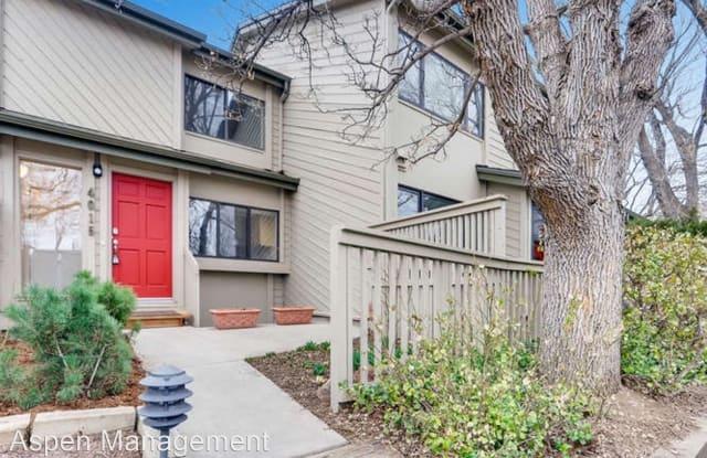 4015 Wonderland Hills Avenue - 4015 Wonderland Hill Avenue, Boulder, CO 80304