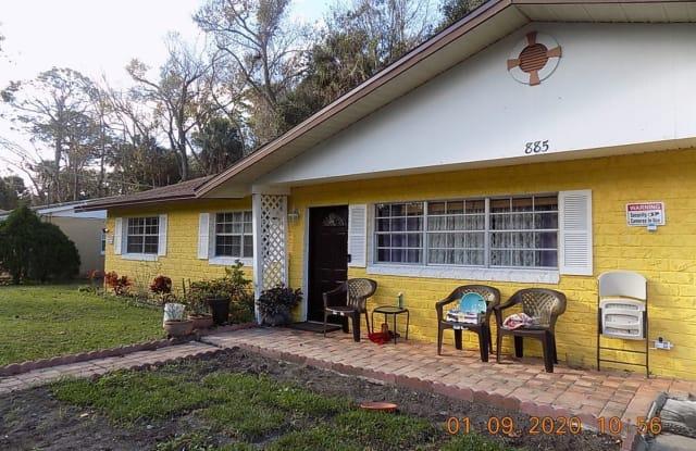 885 Christy Dr - 885 Christy Drive, Port Orange, FL 32129