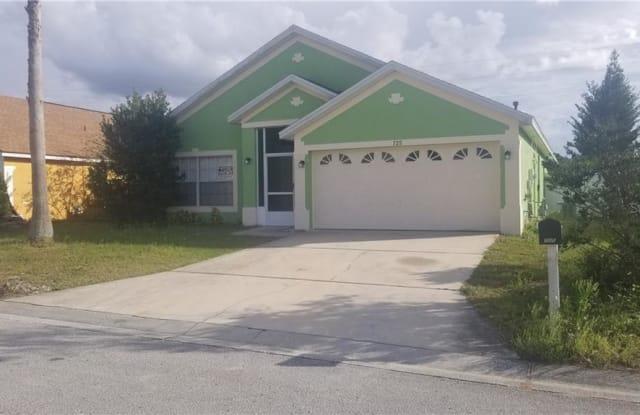 725 PRINCE CHARLES DRIVE - 725 Prince Charles Drive, Polk County, FL 33837