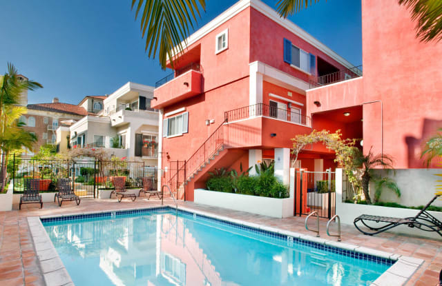 Citrus Suites - 1915 Ocean Way, Santa Monica, CA 90405