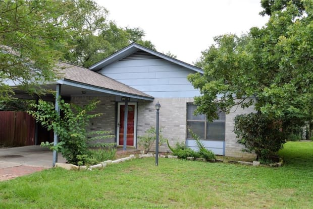 2503 Hardwood Drive - 2503 Hardwood Drive, Bryan, TX 77803